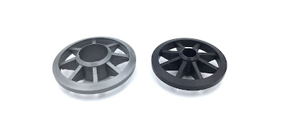 Custom Injection Molded Plastic Spacers For Construction