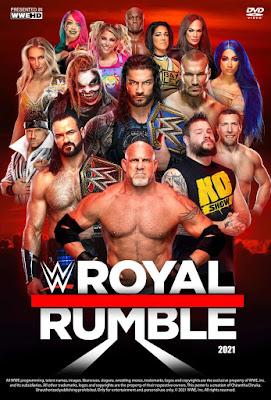 عرض WWE Royal Rumble 2021 مترجم اون لاين
