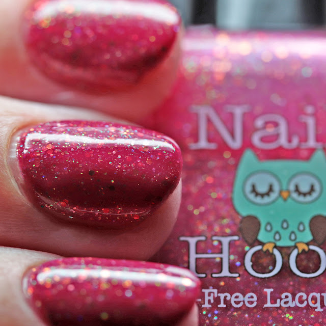 Nail Hoot Indie Lacquers Candyman