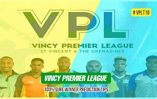 LSH vs FCS 1st Match VPL T10, Vincy Premier League T10 2021 Dream11 Team Prediction, Fantasy Cricket Tips