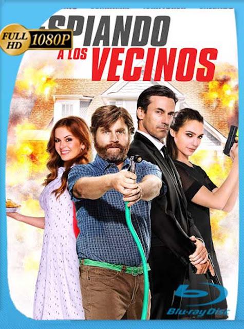 Espiando a los vecinos (Keeping Up with the Joneses) (2016) HD [1080p] Latino [GoogleDrive] SilvestreHD