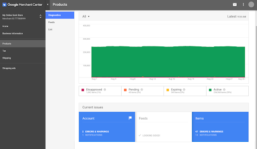 Inside AdWords: Introducing the new Google Merchant Center