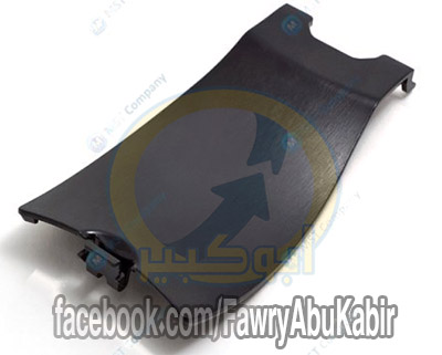 Cable cover for Verifone vx520  غطاء كفر مكن فريفون 520