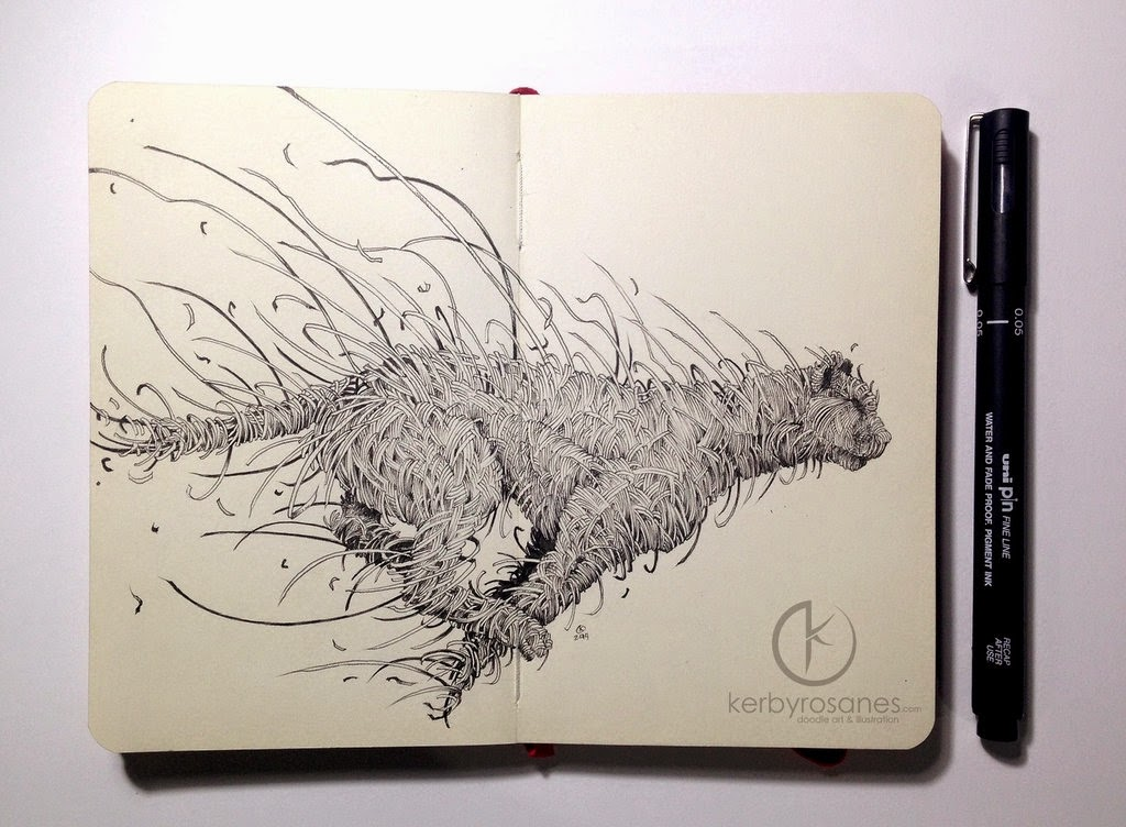 24-Strings-Kerby-Rosanes-Detailed-Moleskine-Doodles-Illustrations-and-Drawings-www-designstack-co