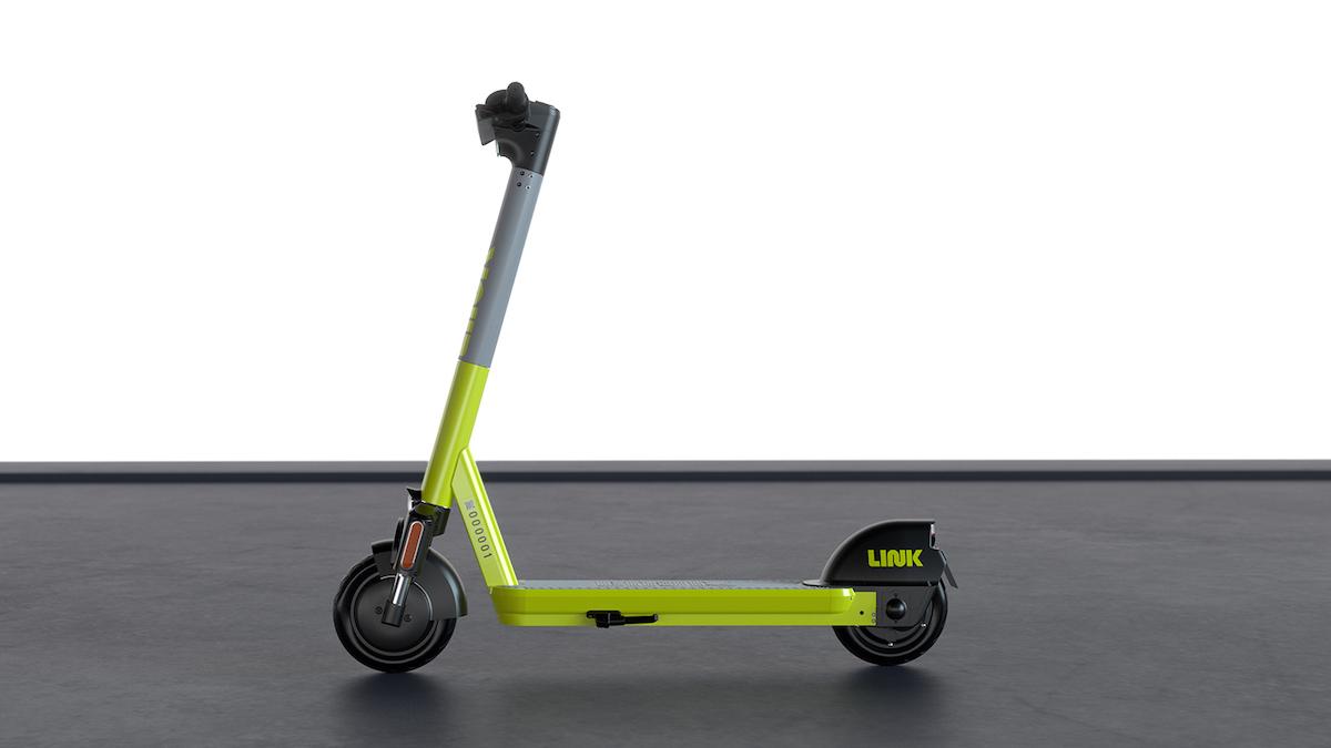Briggs OS upgrades LINK e-scooter with AI