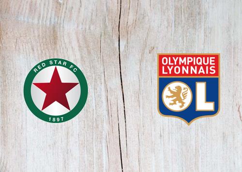 Red Star vs Olympique Lyonnais -Highlights 08 April 2021