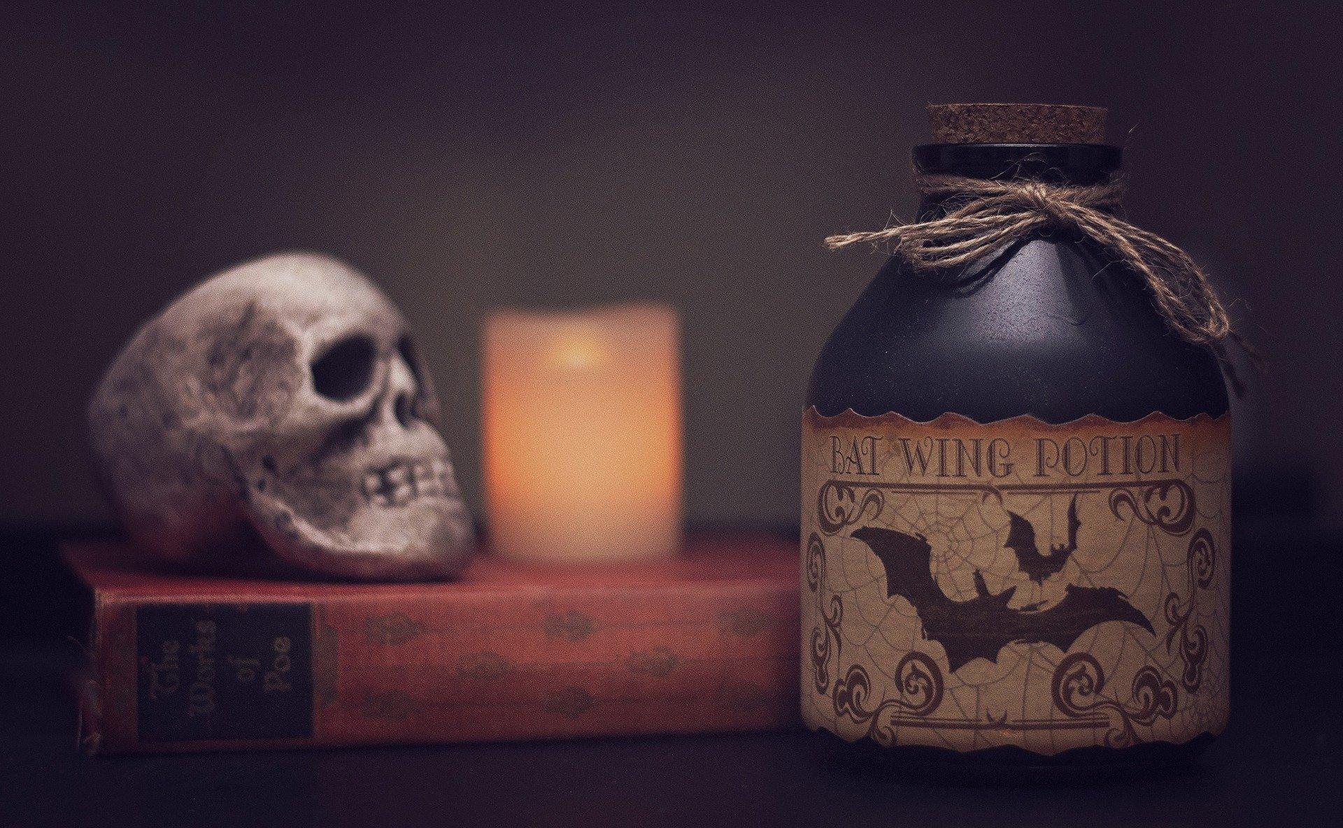 Inspirações literárias | livros de terror