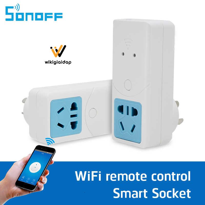 Ổ cắm điện Sonoff S22