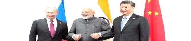 Should Stronger Russia-China Ties Worry India? Top Diplomat Kanwal Sibal Answers