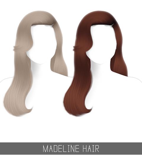 MADELINE HAIR (PATREON)