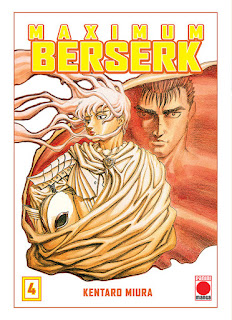 Maximum Berserk #4