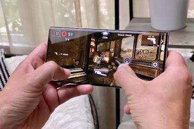 Ulasan Samsung Galaxy Note 20 Ultra: Tampilan