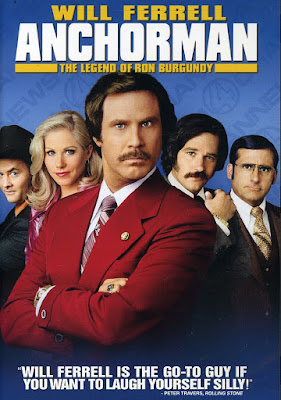 Anchorman: The Legend of Ron Burgundy ประกาศรบ แต่ดั้นนมาพบรัก