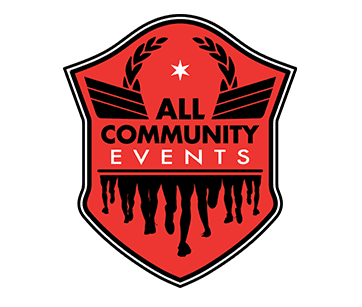 Proud to be an ALL COMMUNITY EVENTS RACE AMBASSADOR!