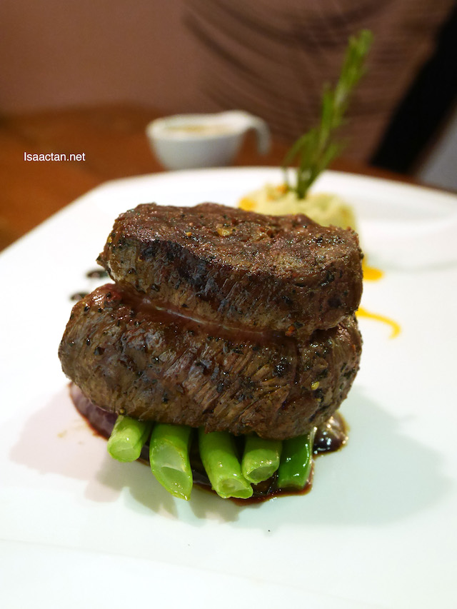 Beef Tenderloin (RM55.90)