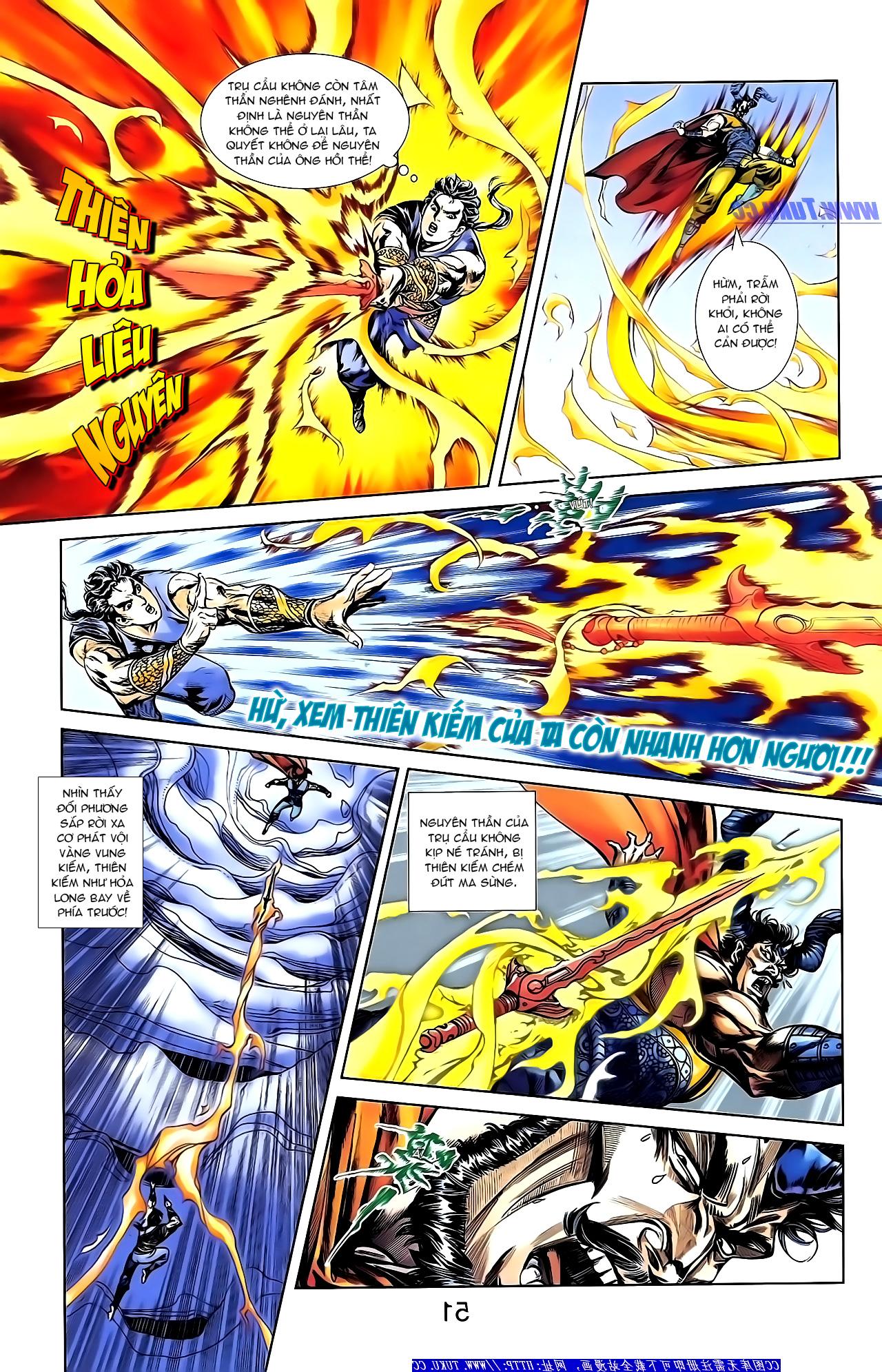 Cơ Phát Khai Chu Bản chapter 154 trang 9