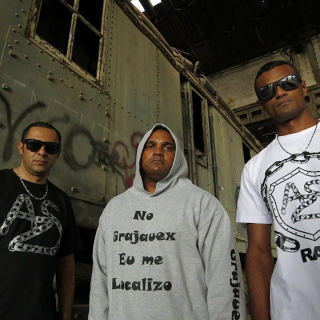 """O grupo paulista AZS lança o clipe """"Sua inveja não Abala"""", com participação de R.jay"""