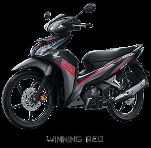 Blade R - Winning Red Nagamas Motor Klaten