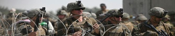 Taliban Warns of 'Consequences' If August 31 Deadline For US-Led Troop Withdrawal Is Extended