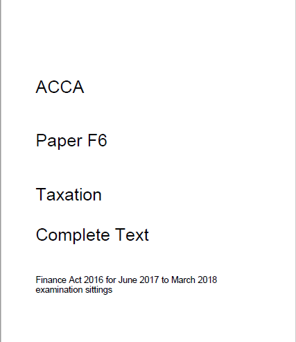 Acca f6 malaysian tax study text ebook array acca f6 malaysian tax study text ebook rh acca f6 malaysian tax study text fandeluxe Gallery