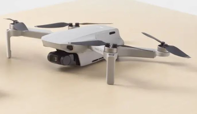 #MavicMiniSA @DJIGlobal #Unboxing and #Highlights