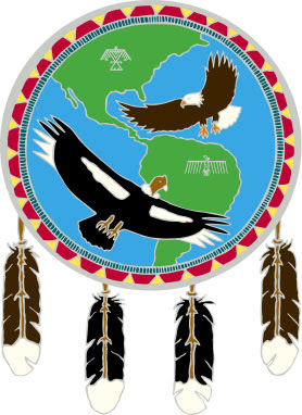 aguila condor volando juntos profecia inca