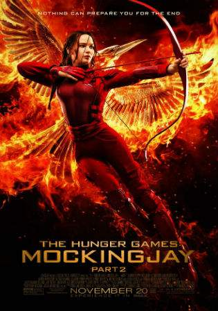 The Hunger Games Mockingjay Part 2 2015 DVDRip 400Mb English Watch Online Full Movie Download bolly4u