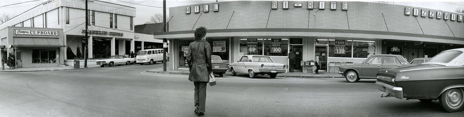 Tate Street Ca 1971