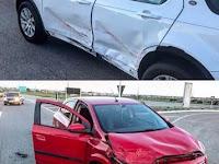 Dois homens embriagados batem em carro de Deputado da Paraíba