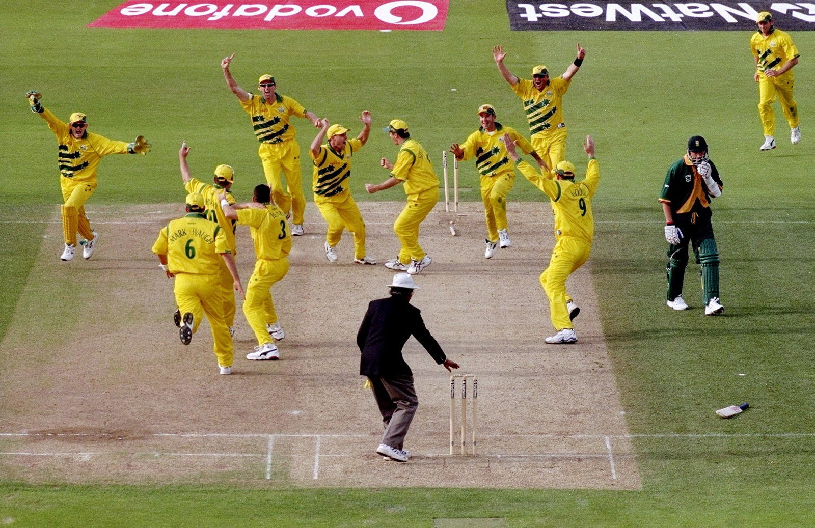 Australia Vs South Africa 2nd Semi Final Icc Cricket World Cup 1999 Highlights