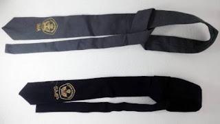 Cara Memasang Dasi Sekolah yang Benar