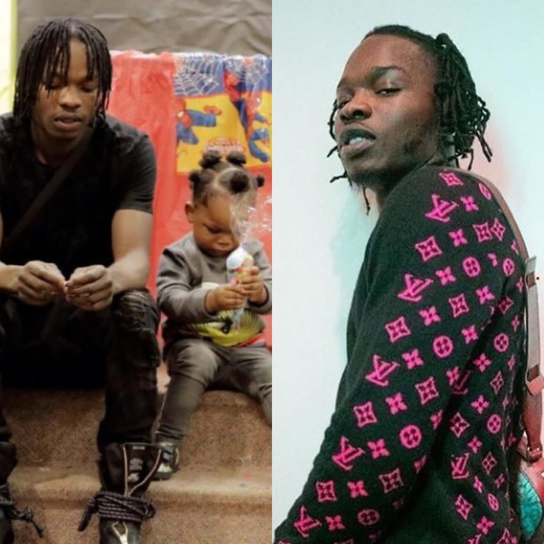Naira Marley Explains why he's sending his children to school