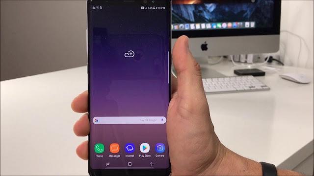 File ENG ROOT dùng để unlock mạng Samsung Galaxy NOTE 8 (Sprint)
