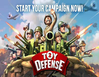 لعبة  Toy Defense 2