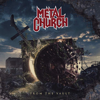 "Το τραγούδι των Metal Church ""Conductor"" από το album ""From the Vault"""
