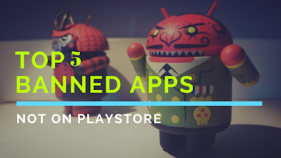 Hacking apps not available on play store