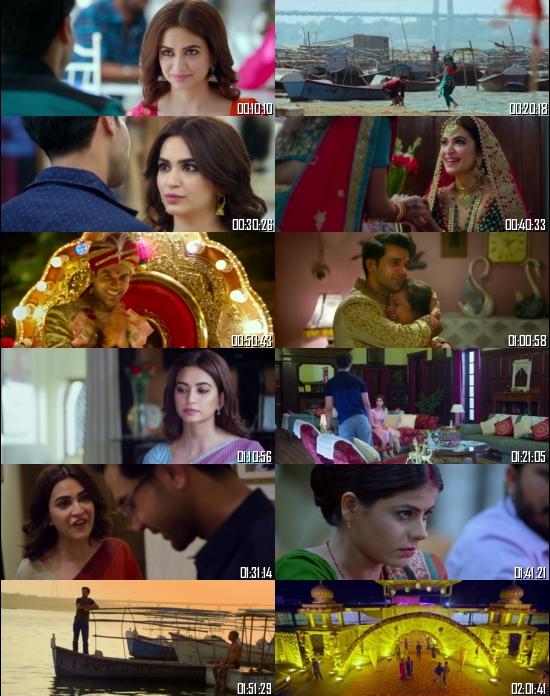 Shaadi Mein Zaroor Aana 2017 Hindi 720p 480p BRRip
