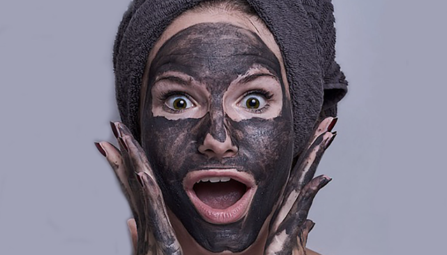 Charcoal Face Masks Are Now Deemed 'Racist'