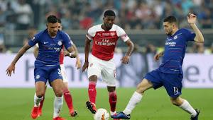 Prediksi Skor Arsenal vs Chelsea 29 Desember 2019