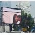 Heboh papan iklan blok m menayangkan video mesum