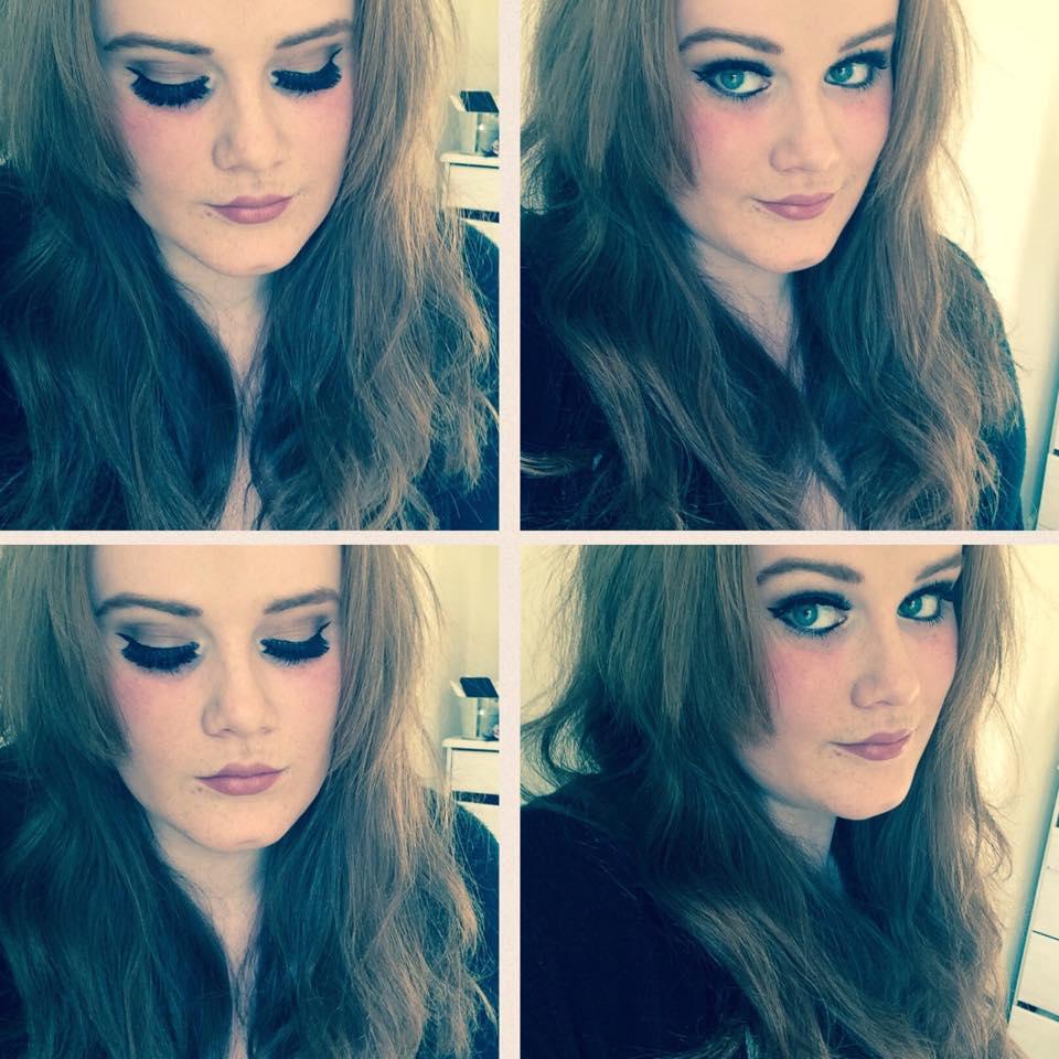 Adele Hello Makeup