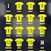 CBF divulga numeração da seleção brasileira para a Copa do Mundo