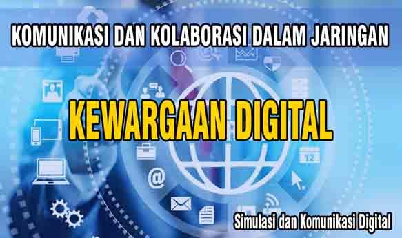 Kewargaan Digital