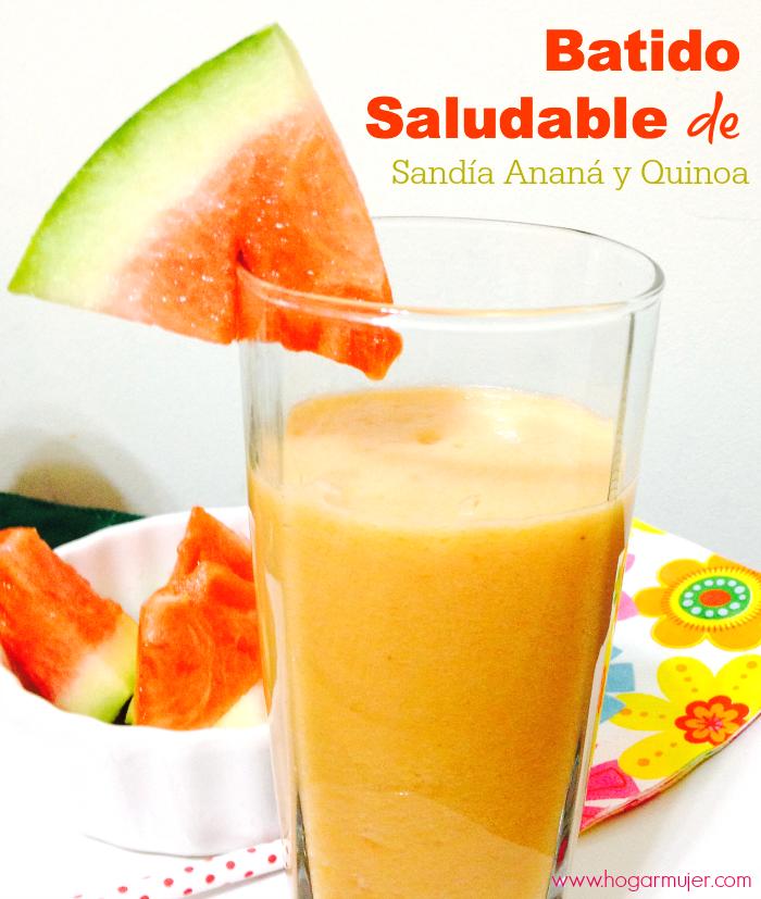 #smoothie #batidos #recetas #salud