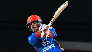 Zimbabwe vs Afghanistan 1st T20I 2018 Highlights