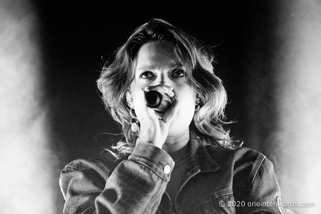 Tove Lo at The Queen Elizabeth Theatre on February 16, 2020 Photo by John Ordean at One In Ten Words oneintenwords.com toronto indie alternative live music blog concert photography pictures photos nikon d750 camera yyz photographer