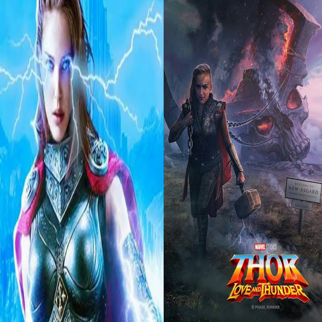 Thor: Love and Thunder Plot, Release date, Trailer and other details