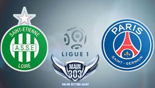 مشاهدة مباراة باريس سان جيرمان وسانت إيتيان بث مباشر بتاريخ 14-09-2018 الدوري الفرنسي