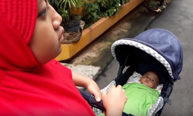 Tips Memilih Kereta Dorong Stroller Bayi