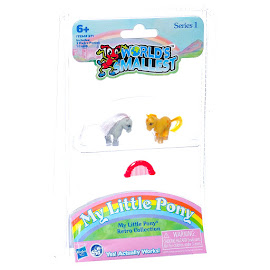 My Little Pony Snuzzle Super Impulse World's Smallest G1 Retro Pony